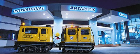 Antarctic Centre Package
